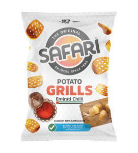 safari potato grills emirati chilli black white pack